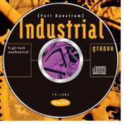 Industrial groove(インダストリアル・グルーヴ)