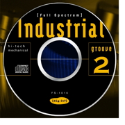 Industrial groove 2(インダストリアル・グルーヴ2)