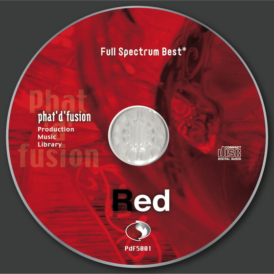 Full Spectrum Best Red [PdF5001]